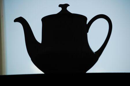 Teapot Reklamní fotografie