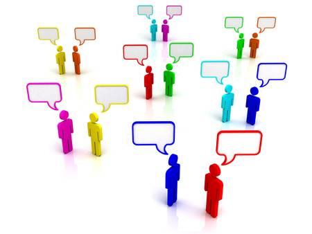 Chat Communication photo