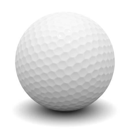 pelota de golf: Pelota de golf