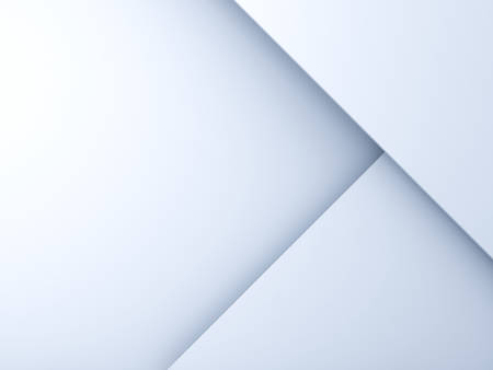 3d triangle: Abstract 3d triangle shape background. 3D rendering.