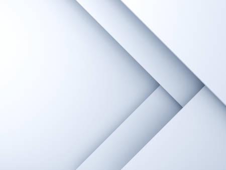 Abstract 3d triangles shape background. 3D rendering. Standard-Bild