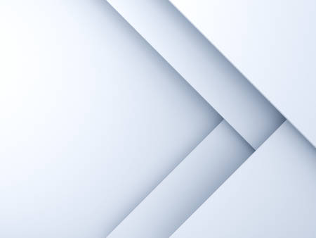 Abstract 3d triangles shape background. 3D rendering. Imagens