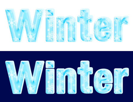 The word winter