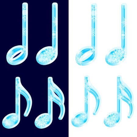 Icon and Symbol ice