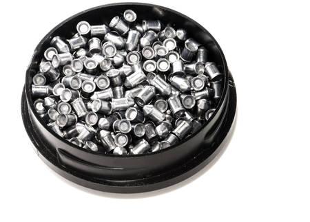 plumbum: Bullets for pneumatic rifle, lead, hard, dangerous