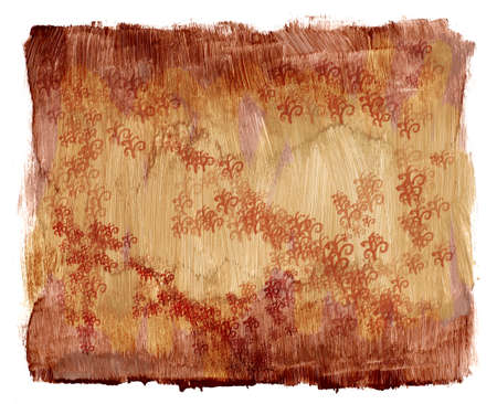 Vintage texture background with tree like pattern Stock Photo - 11844421