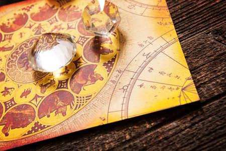 astrologie: Foretelling die Zukunft durch die Astrologie