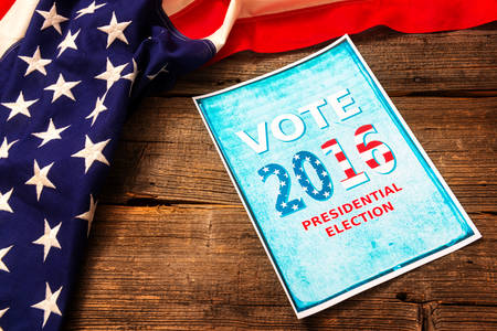 involving: Composition of objects involving presidential election in USA