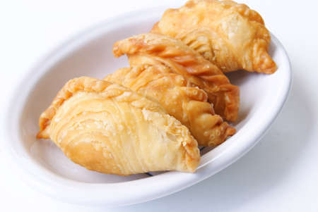puff: Curry puff