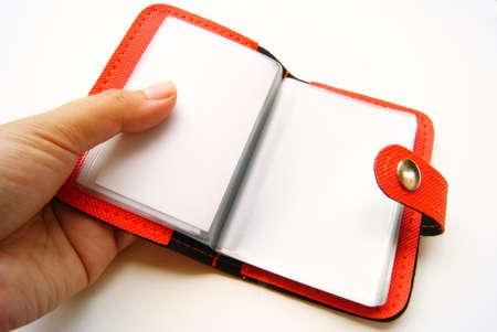 card holder: Business card holder