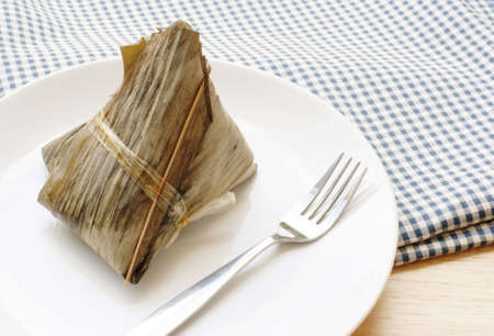 rice dumpling, Chinese tamale,  photo