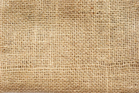 Burlap texture background photo