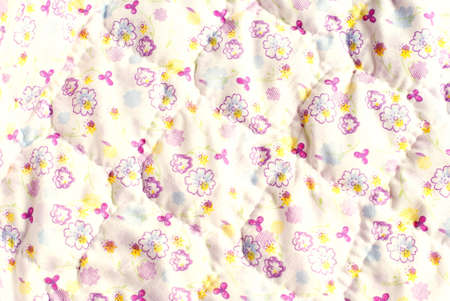 colorful quilt texture Stock Photo - 24724918