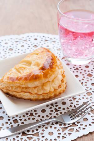 homemade chicken pie photo