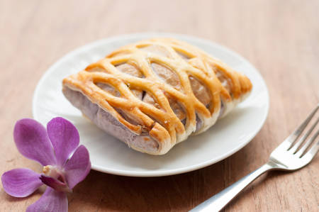 Taro Pie photo