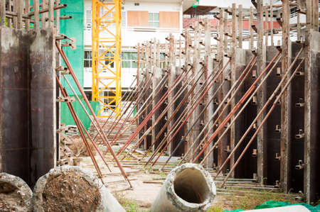 quiting: Construction Site