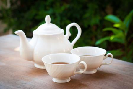 teapots: Afternoon tea