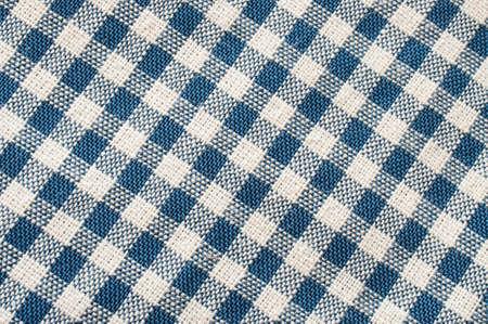 적합: 파란색과 흰색 깅 검 천으로 배경 텍스처 패브릭 질감, 어머니의 날 디자인에 적합