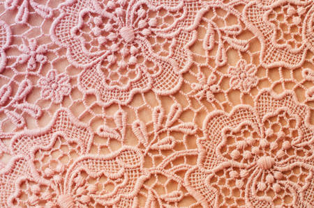 a background image of lace cloth photo