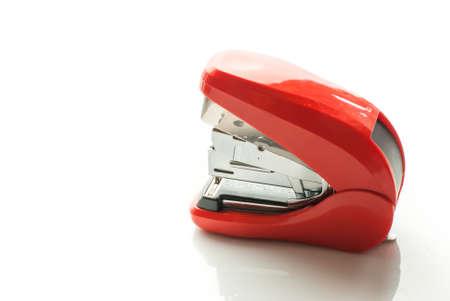 grapadora: Grapadora roja