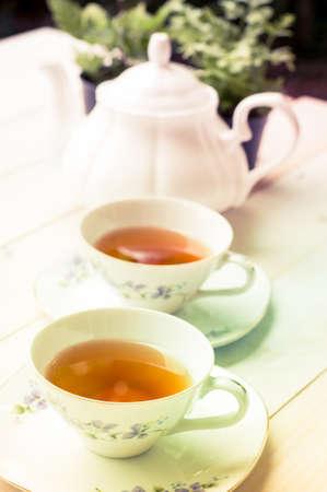 tea filter: Afternoon tea