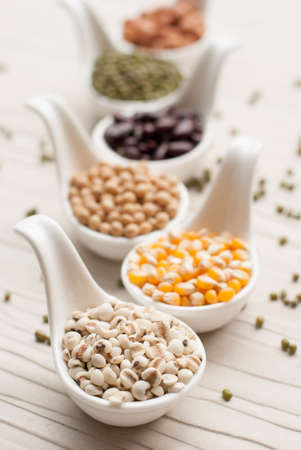 macrobiotic: Macrobiotic food Stock Photo