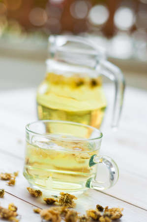 Chinese Chrysanthemum tea
