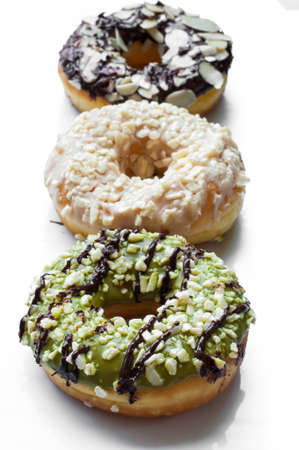 fresh baked: fresh baked donuts