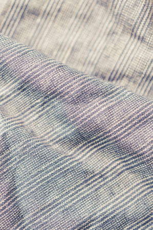 Old fabric texture background with wave pattern