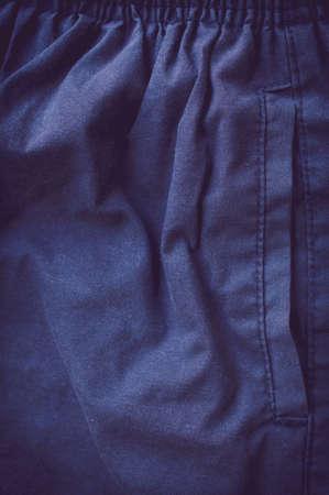 Black crease shorts texture background