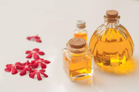 periwinkle oil in bottle