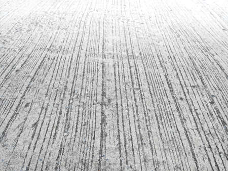 Concrete road surface Stock Photo