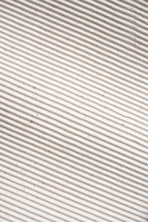 Grey corrugated paper texture