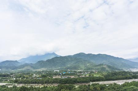 guyan: Dujiangyan, Chengdu, China