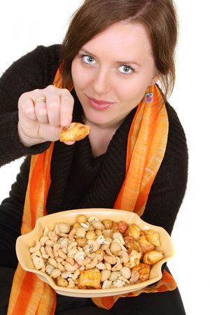 help yourself nuts, snacks, crisps