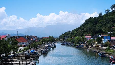 Kampung Cina Padang City Indonesia