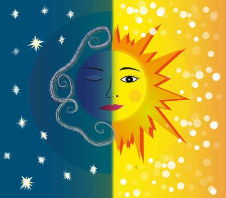 yello: Day and night