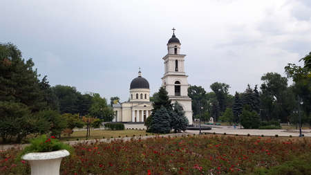 Nativity Cathedral in Chisinau was built in 1836 by architect  Abraham Melnikov  Editorial