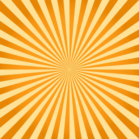 lines vector: Sunburst pattern, ray background television vintage, retro round lines - vector illustration fully editable, you can change form and color