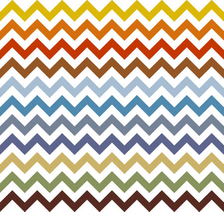 chevron pattern geometric background for eggs easter day , zig zag, colorful design template, retro style Illustration
