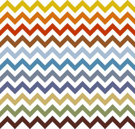 zig zag: chevron pattern geometric background for eggs easter day , zig zag, colorful design template, retro style Illustration