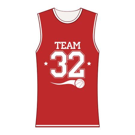 shirt: Basketball Sport T-shirt, Fashion Typography Design.