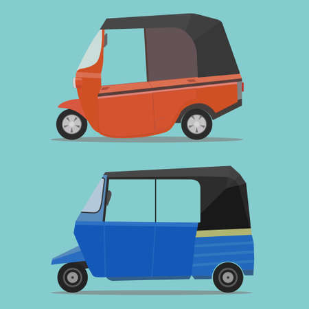 bajaj public transportation, bajai indonesia taxi, thailand vehicle