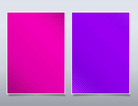 Brochure flyer Business modern design, booklet template, Geometric triangle abstract poster Иллюстрация