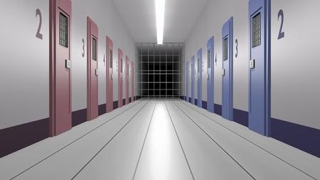 interior cage photo
