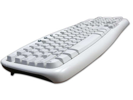 keyboard: Computer Keyboard Stock Photo