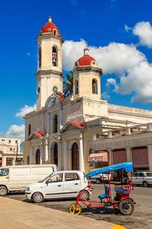 Catedral de la Purisima Concepcion Catholic cathedral, Cienfuegos, Cuba