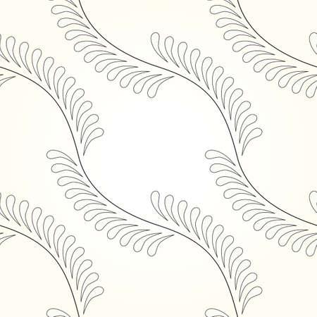 Vector vergrendeling cirkels herhaal tegel patroon