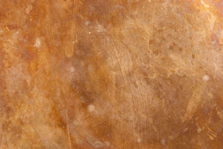 tarnished: Tarnished copper surface