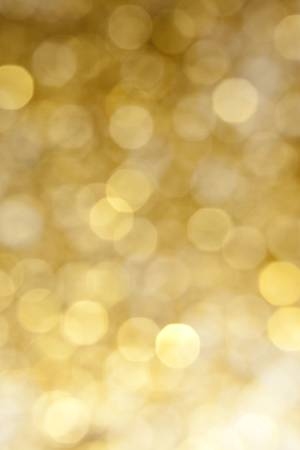 Gold and Yellow Sparkling Light Vertical